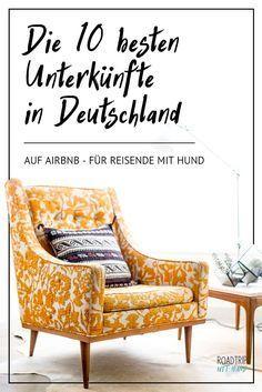 Hundefreundliche, bezaubernde und magische Unterkünfte in Deutschland, die deine Reise mit Hund unvergesslich machen. (Via Airbnb) #roadtriphund #reisenmithund #hundeunterkunft