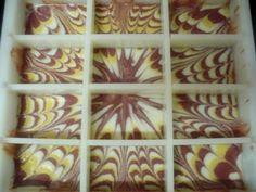 hacer jabon casero, column swirl, marmolear jabon, hacer jabon artesanal