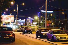 Minsk night