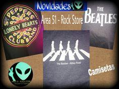 Area 51 - Rock Store em Montes Claros, MG