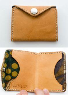 Koopwaar hand made purse