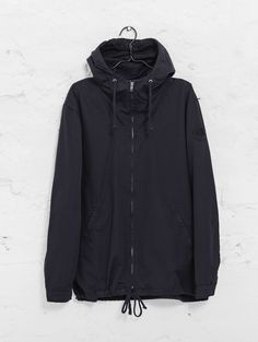 R-Collection Zipper Anorak ink blue