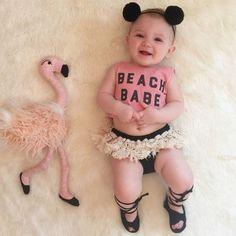 Brand Name: NoneStyle: CasualCollar: O-NeckItem Type: SetsMaterial: COTTONGender: GirlsSleeve Length(cm): SleevelessSleeve Style: Raglan SleevePattern Type: LetterDepartment Name: Children Girls Christmas Outfits, Baby Girl Christmas, Kids Outfits, Baby Outfits, Beach Girls, Beach Babe, Summer Girls, Summer Set, Spring Summer