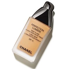 My makeup bag isn't complete without Chanel Perfection Lumiere Long-Wear Flawless Fluid Makeup SPF 10