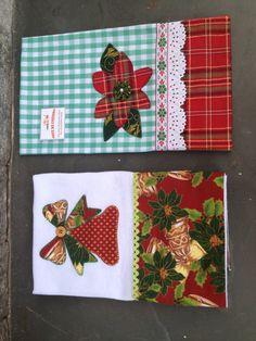 Panos de Prato- Natal Christmas Towels, Christmas Sewing, Christmas Projects, Christmas Humor, Dish Towels, Tea Towels, Decorative Towels, Mug Rugs, Baby Knitting