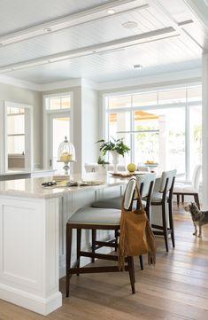 Coastal Kitchen by Krista Watterworth Design Studio