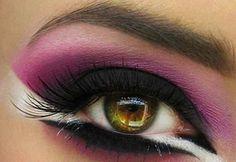 Hot Eye Make up