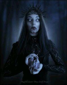 Goth Gothic vampire vampires fantasy