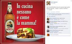Birra Moretti per la #festadellamamma