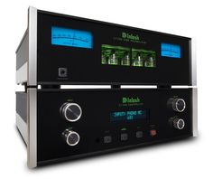 McIntosh launches luxurious new two-chassis valve preamp: the C1100!