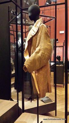 Expo Jeanne Lanvin au Palais Galliera Musée de la Mode de Paris