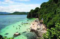 """Hidden between the Jaltemba Bay and the Sierra Madre Occidental Mountains, Rincon de Guayabitos offers miles of beach and ocean waters so calm it's called """"the largest swimming pool in the world."""" Photo: Mexico Tourism Board"""