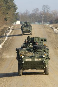 Stryker Cavalry Regiment