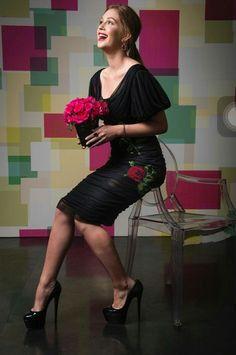 182 Best Marina Ruy Barbosa (Eliza) images   Evening dresses, Party ... 205e2fa7de