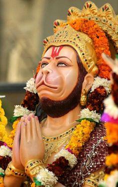 Lord Hanuman Bajrang bali (Clicked by vinit kumar jain) Hanuman Images Hd, Hanuman Ji Wallpapers, Shiva Lord Wallpapers, Durga Images, Krishna Images, Hanuman Jayanthi, Hanuman Photos, Hanuman Tattoo, Shri Ram Wallpaper