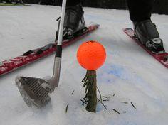 Alpine Ski Golf