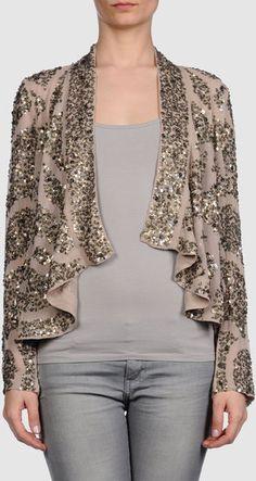 ANTIK BATIK Sequinned Blazers