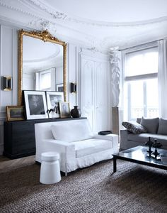 Apartamento siglo XIX Paris8