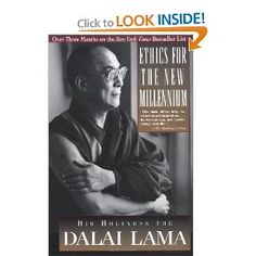 Ethics for the New Millennium - this is one of my favorite fall back, re read and underline kind of books, it is all about common sense, compassion and kindness - enjoy!