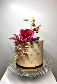 Autumn cake by Frufi