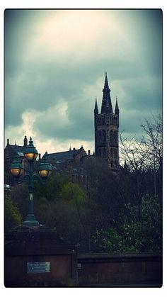 Partick bridge Glasgow