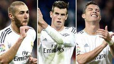 Carlo Ancelotti molestó con Cristiano Ronaldo y Gareth Bale por derrota ante Valencia #Depor