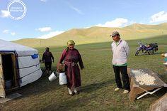 Das Leben in der Mongolei #ebookers