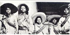 Huichol Cristeros - circa 1926