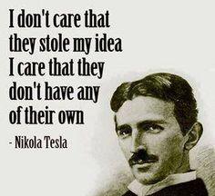 Brother Nickoli Tesla..