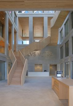 Completed in 2016 in Wageningen, The Netherlands. Images by Kim Zwarts. In the design for the new incubator and multi-tenant building on the university campus in Wageningen, start-ups and knowledge-intensive technological...