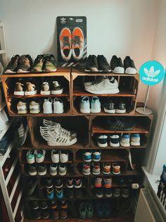#shoe #shelf #sneakershelf #schuhregal #sneakersheaven #adidas #adidasoriginals #boost #threestripes #threestripesstyle #turnschuhkultur #snkrs #snkrhds #sneakerfreak #sneakerfreaker #sneakerhead #sneakerfiend #sneakersaddict #sneakerholic #igsneakercommunity #sneakerporn #igsneakers #sneakershouts #sneakgasm #sneakerlove #ootd #potd #solebich #igot99problemsbutmykicksaintone