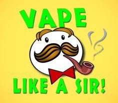 vaping... start today #popular repinned by http://pinterest.com/thebestecigs/