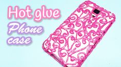 DIY crafts: Hot glue phone case - Innova Crafts How to make a phone case with hot glue, very easy! ✂ MATERIALS: - Baking paper - Hot glue - Nail polish or ac...