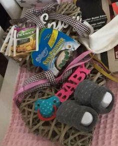 DIY Baby + moeder cadeau (Babyshower)