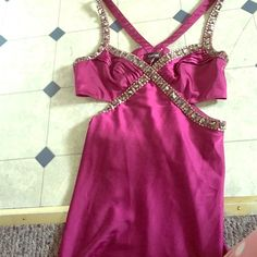Bebe cut out tank size large Any questions please ask bebe Tops