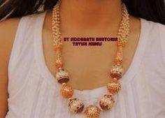 Fancy Beaded Necklace