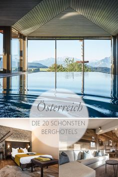 The 20 Best Hotels in Austria (Travel Inspiration) Unique Hotels, Best Hotels, La Croix Valmer, Solo Travel Quotes, Singles Holidays, Single Travel, Austria Travel, Romantic Getaways, Amazing Destinations