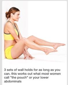 """Best Workout For Your """"Pouch"""" Or Lower Abdominal"""