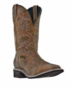 Men's Nogales Boots - Tan