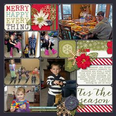 Kit: Everyday Life December by Juno Designs