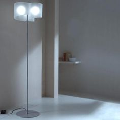 #Papiro #floorlamp surprising lamp by Selene illuminazione