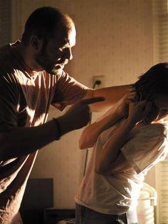 INTIMIDATION Domestic violence is not just hitting.