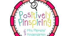 Joining up today after a FANTASTIC time on vacation with Mrs Plemons' Kindergarten to share with you a few pinterest pins that I ...