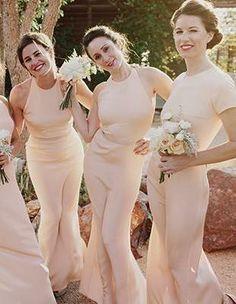 This Marfa wedding was like a pastel dream come true!