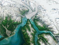 Dall'Alaska ai buchi neri