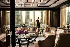 Presidential Suite - Four Seasons Hotel Pudong, Shanghai