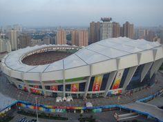 Shanghai Stadium (Shanghai, China)