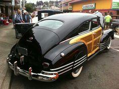 1947 Chevrolet Fleetine Country Club