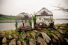 Mythical Tunes- Irish wedding traditions photo shoot « Wild Floral ...