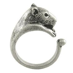 Capybara ring. Enough said.